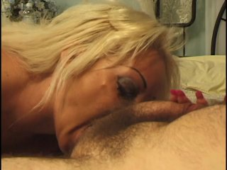 Streaming porn scene video image #7 from Blonde MILF fucks up her step cousin