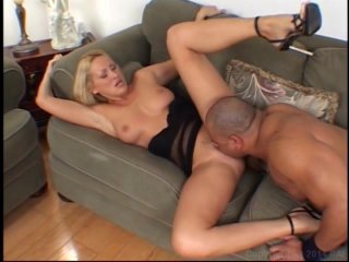 Streaming porn video still #4 from Greedy White Girls #2