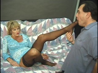 Streaming porn scene video image #1 from Horny MILF having a hot fuck with her cousin