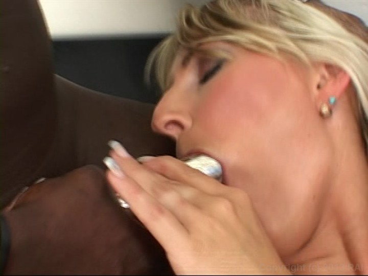 Girl gasp at a huge dick