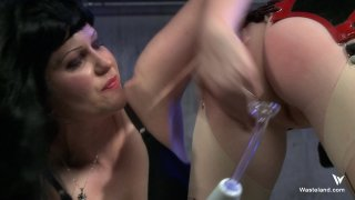 Streaming porn video still #7 from Femdom Frenzy