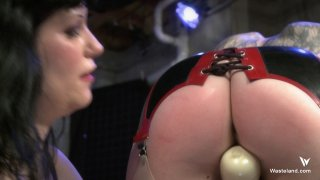 Streaming porn video still #9 from Femdom Frenzy