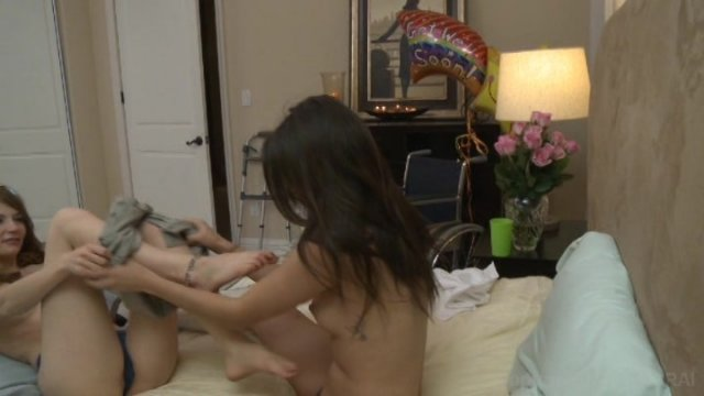 Streaming porn video still #1 from Poor Little Shyla Vol. 2