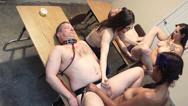 Streaming porn video still #5 from TS FemDom
