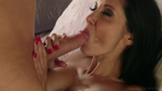 Lucky Stud Fucks His Dads Wife Ava Addams While Hes Not Around