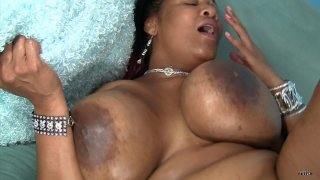 Streaming porn scene video image #3 from Black BBW Goes Nuts On BBC