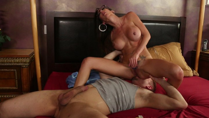 Streaming porn video still #1 from MILFS...Keeping It In The Family