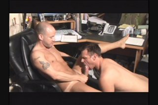 Streaming porn scene video image #3 from Two Hunks Fuck In An Office