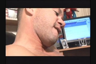 Streaming porn scene video image #7 from Two Hunks Fuck In An Office