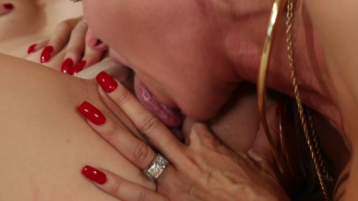 Streaming porn video still #4 from Babes Illustrated: Cougars Love Kittens