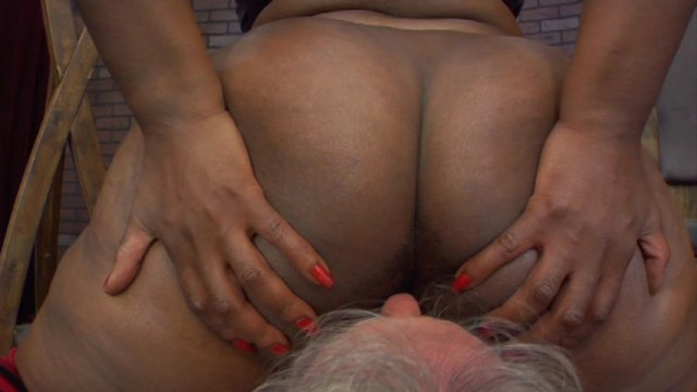 Streaming porn video still #1 from Mean Big Black Facesitters