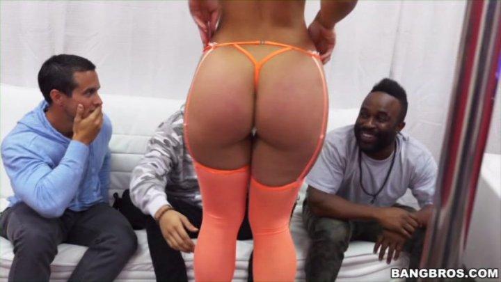 Nina kay makes it to ass parade anal bangbros online