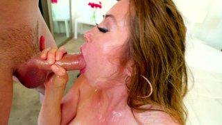 Streaming porn video still #7 from Kianna Dior: Busty Asian Cum Slut 4