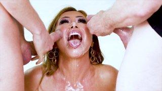 Streaming porn video still #9 from Kianna Dior: Busty Asian Cum Slut 4