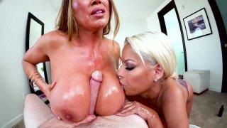 Streaming porn video still #8 from Kianna Dior: Busty Asian Cum Slut 4