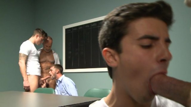 Streaming porn video still #4 from Joe Gage Sex Files 18: Runaway Sons