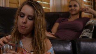 Streaming porn video still #2 from Secret Lesbian Diaries 5