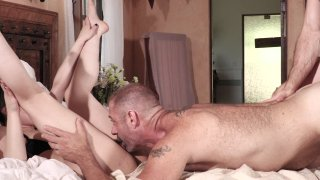 Streaming porn video still #6 from Coming Out Bi 6
