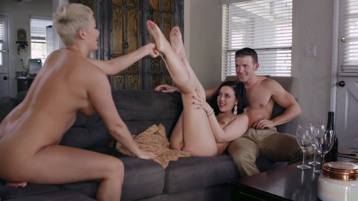 Streaming porn video still #5 from Double Booked 2: Ranch Vacation