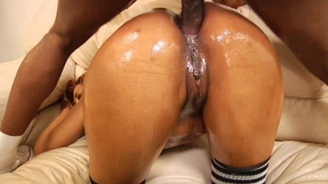 Streaming porn video still #1 from Big Black Wet Asses! 13
