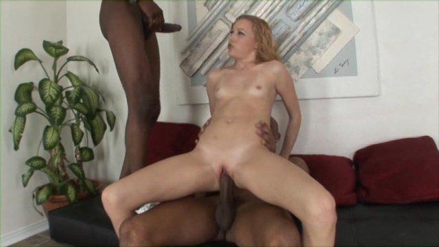Streaming porn video still #1 from Slammin' The White Girls #2