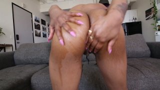 Streaming porn video still #5 from Petite Black 3
