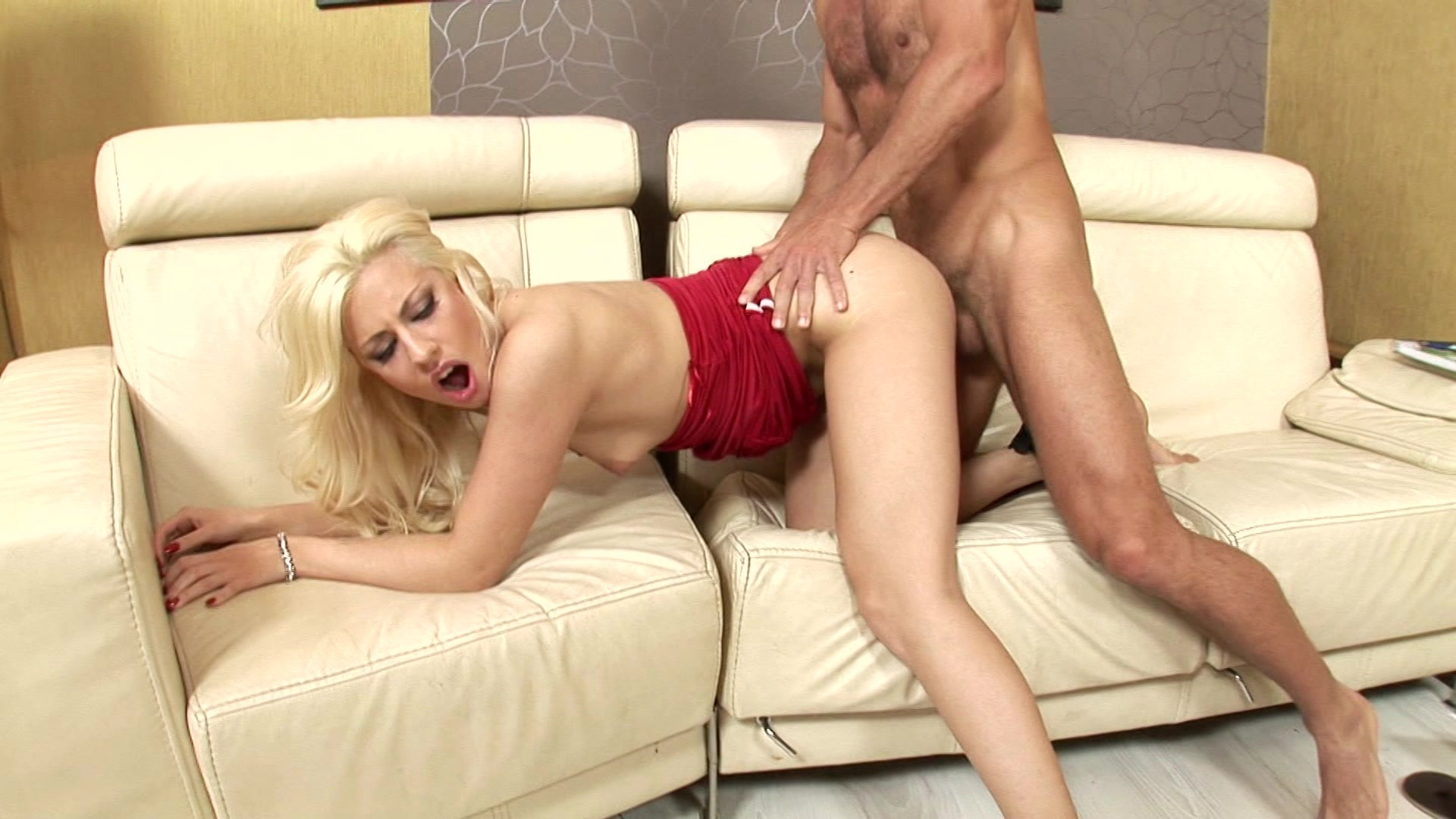 Jessie volt, hot french girl fucked hard by machines in her pussy and ass