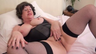 Streaming porn video still #2 from Mature British Lesbians #2