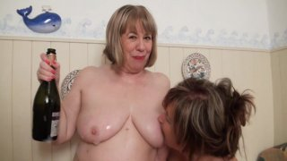 Streaming porn video still #3 from Mature British Lesbians #2