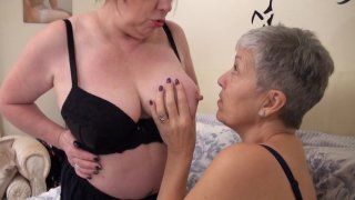 Streaming porn video still #4 from Mature British Lesbians #2