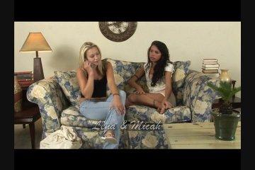 Deauxma and kayla lesbian