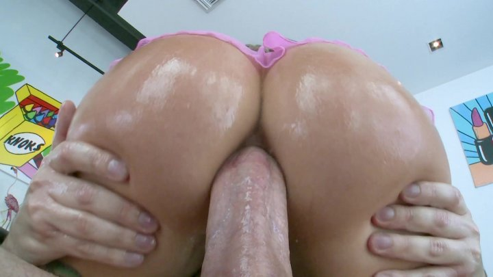 Streaming porn video still #1 from All Anal Threesomes #2
