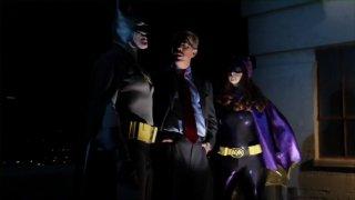 Streaming porn video still #23 from Batgirl V Supergirl