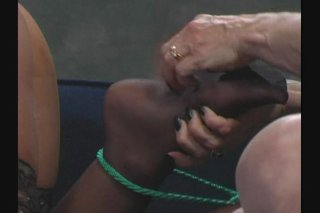 Streaming porn video still #6 from Porn Star Tickle Time