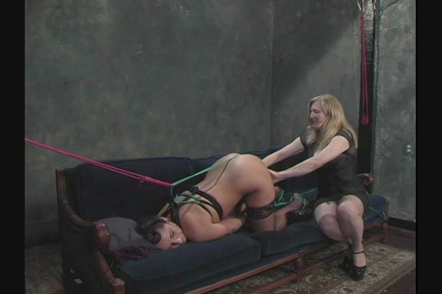 Streaming porn video still #1 from Porn Star Tickle Time
