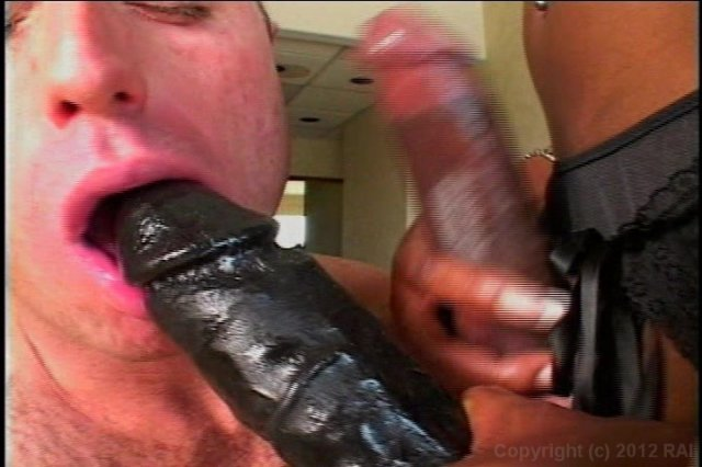 Streaming porn video still #1 from Rogue Adventures 11: Some Big-Ass N.Y. City She-Males