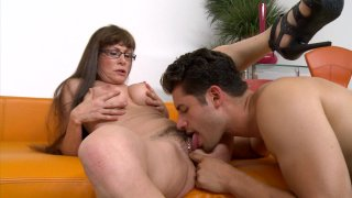 Streaming porn video still #4 from Mothers & Their Boys