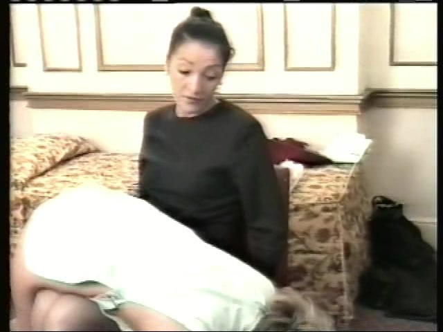 Streaming porn video still #1 from Strict Housekeeper