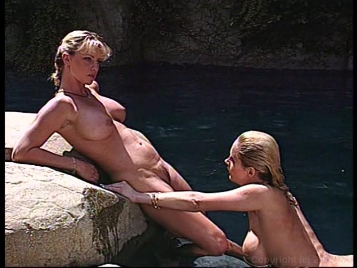 Nudist colony vacvation