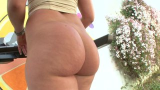 Streaming porn video still #1 from Up Her Asshole #3