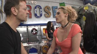 Streaming porn video still #6 from Rocco Siffredi  Hard Academy