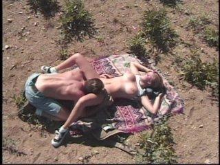 Streaming porn video still #1 from MILTF Roadside