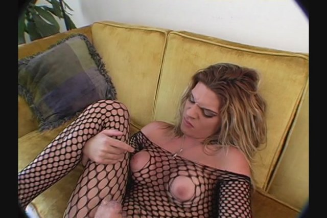 Streaming porn video still #1 from She-Male Strokers 8