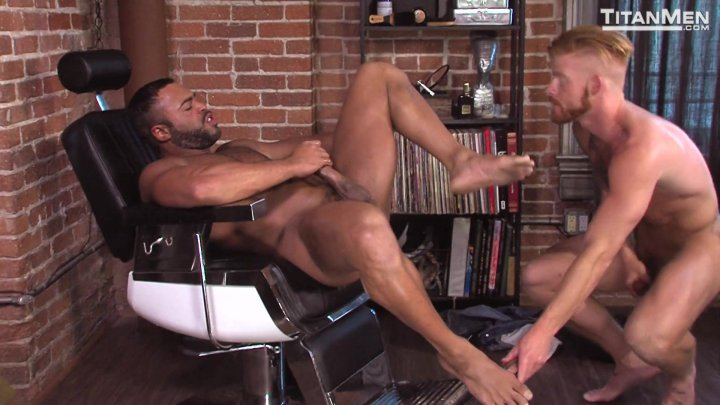 Streaming porn video still #1 from Beards