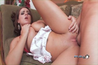 Streaming porn video still #4 from Naughty Or Nice Vol. 2
