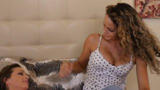 Streaming porn video still #2 from Bad Lesbian 7: Eliminations