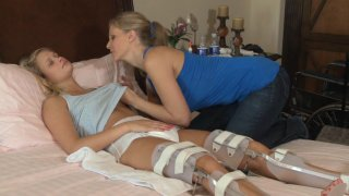 Streaming porn video still #1 from Heather Starlet & Her Girlfriends