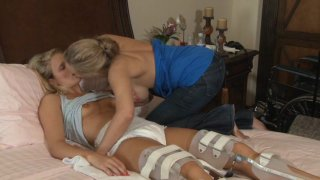 Streaming porn video still #2 from Heather Starlet & Her Girlfriends