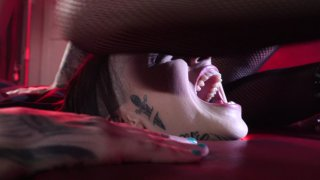 Streaming porn video still #1 from Lesbian Domination