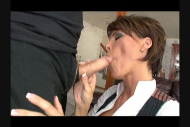 Streaming porn video still #9 from Big Black & White Milf Ass